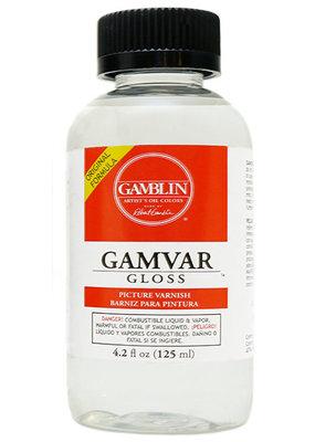 Gamblin Gamvar Gloss Picture Varnish 4 oz.
