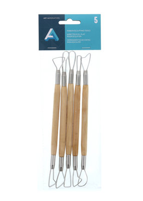 Art Alternatives Double-Ended Ribbon Sculpting Tool Set