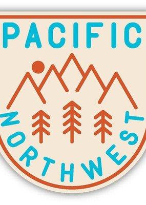 Stickers NW Sticker PNW Crest
