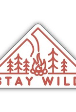 Stickers NW Sticker Stay Wild