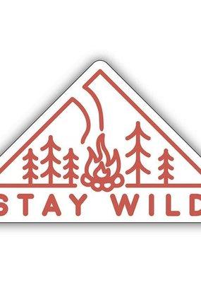 Stickers NW Sticker Stay Wild