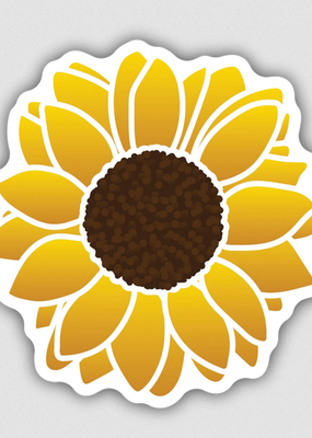 Stickers NW Sticker Sunflower 2.0