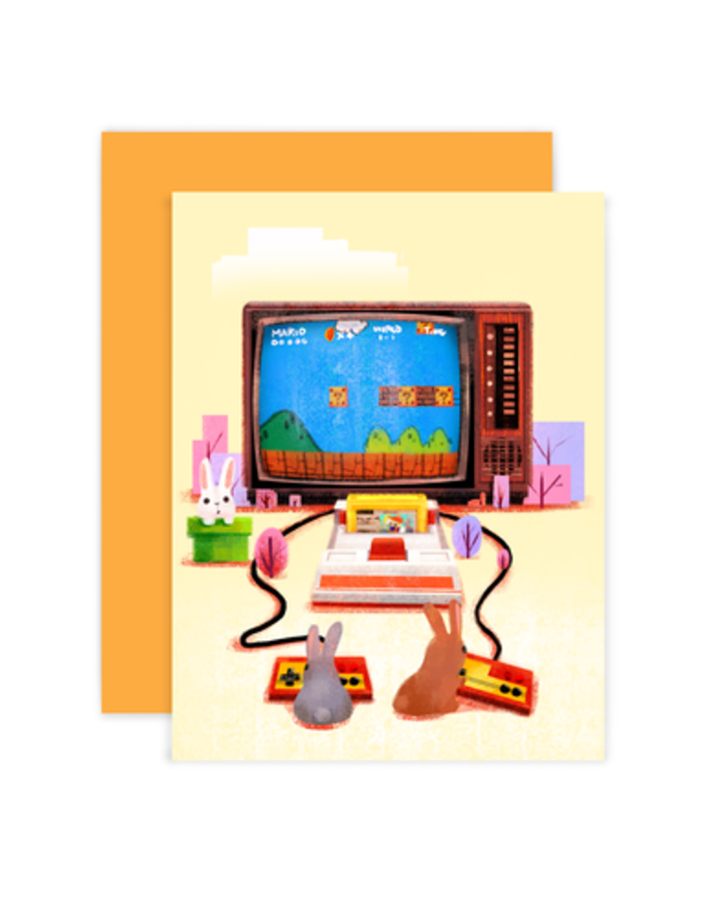 The Little Red House Card Nintendo Famicon