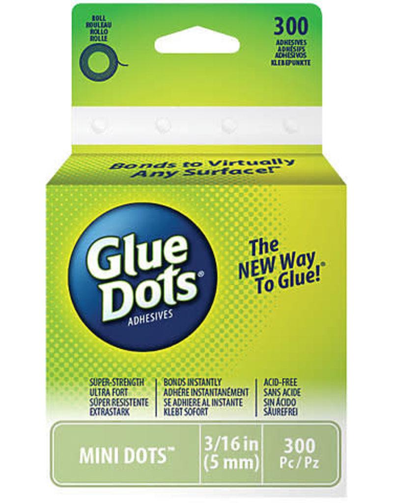 Glue Dots International Glue Dots Roll Mini 300 Dots