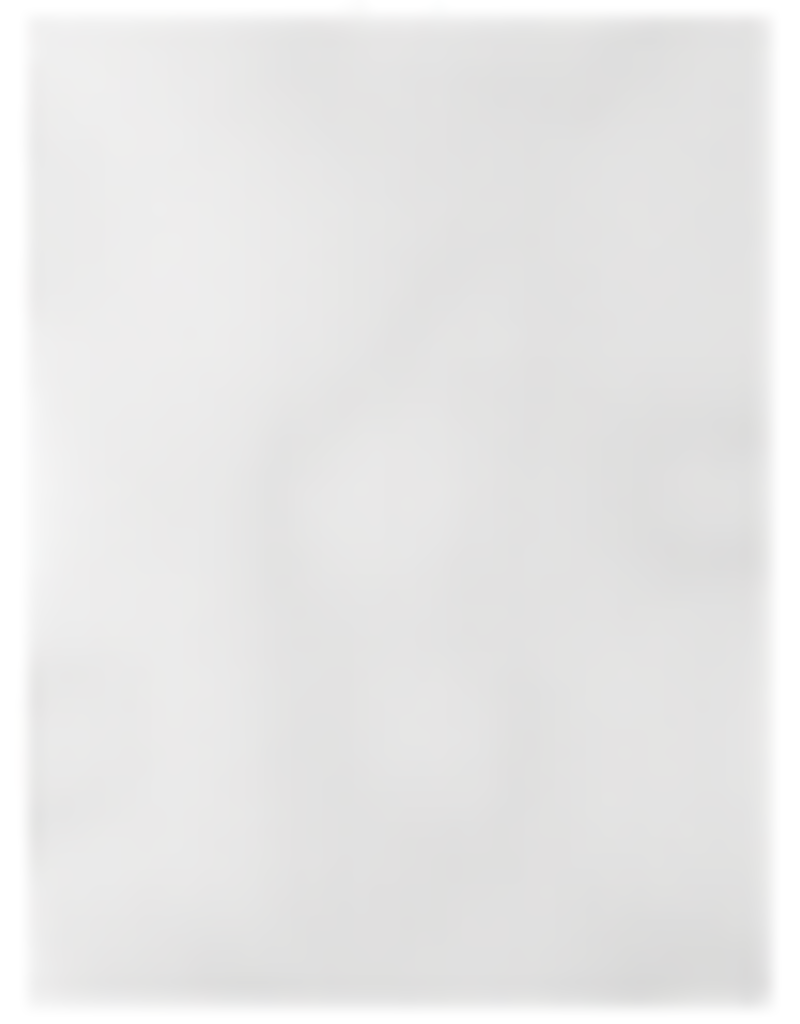 Needle Crafters Plastic Canvas Sheet White