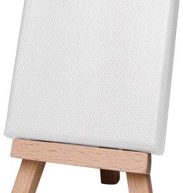 Art Alternatives Mini Canvas White  2 x 2 Inch
