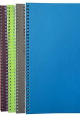 Fabriano EcoQua Notebooks A4 Spiral Bound Blank