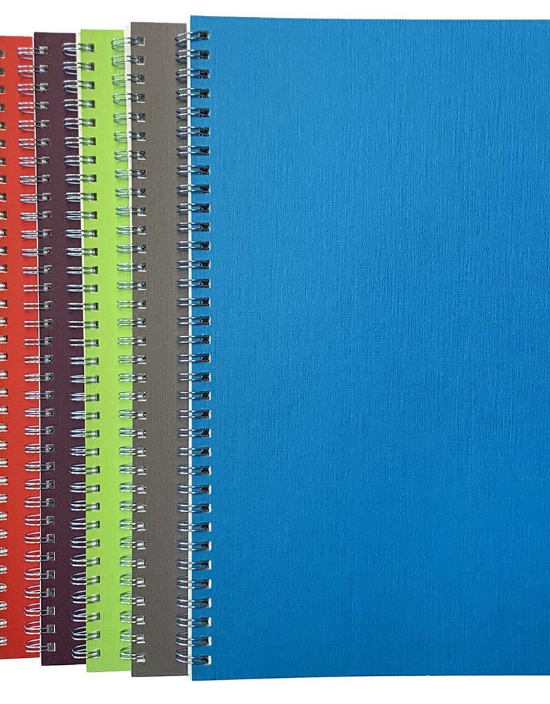 Fabriano Fabriano EcoQua Notebooks A4 Spiral Bound Blank