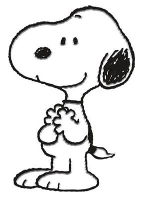 Enamel Pin Snoopy
