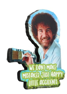 Magnet Bob Ross Little Accidents Funky Chunky