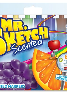 Mr. Sketch Mr. Sketch Scented Markers 8 Color Set
