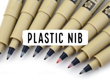 Plastic Nib