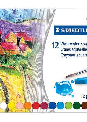 Staedtler Watercolor Crayons 12 Color Set