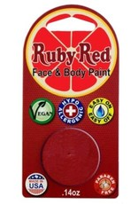 Ruby Red Ruby Red Face Paint Single