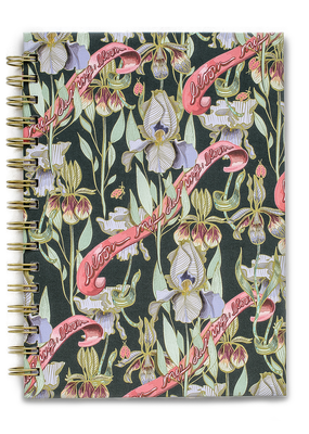 Good Juju Ink Spiral Notebook Bloom My Darling
