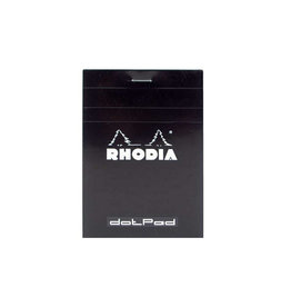 Rhodia Dot Pad 3.25 x 4.75 Inch 80 Sheets