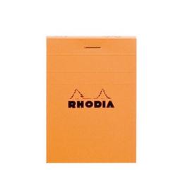 Rhodia Rhodia Graph 4-3/8 Inch x 6-3/8 Inch