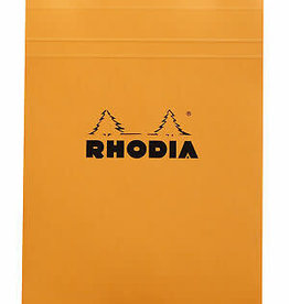 Rhodia Rhodia Graph Pad Orange 6 x 8.25