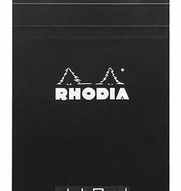 Rhodia Rhodia Dot Pad Black 6 x 8.25