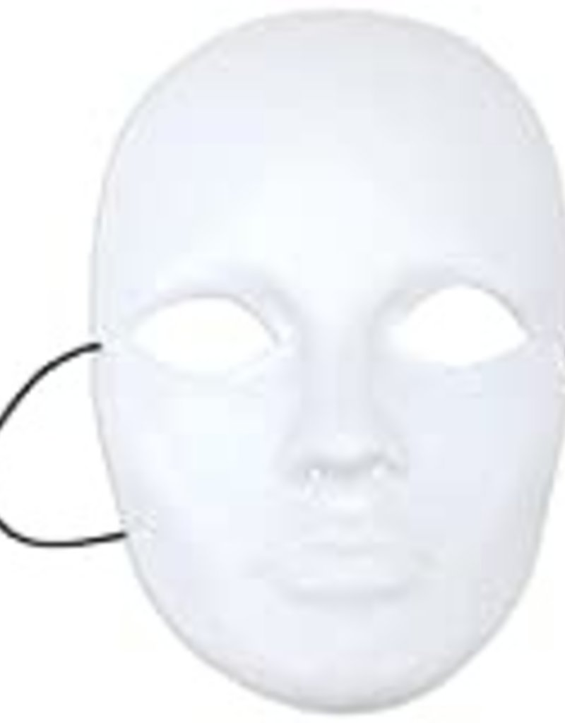 Midwest Design Full Face Masquerade Mask