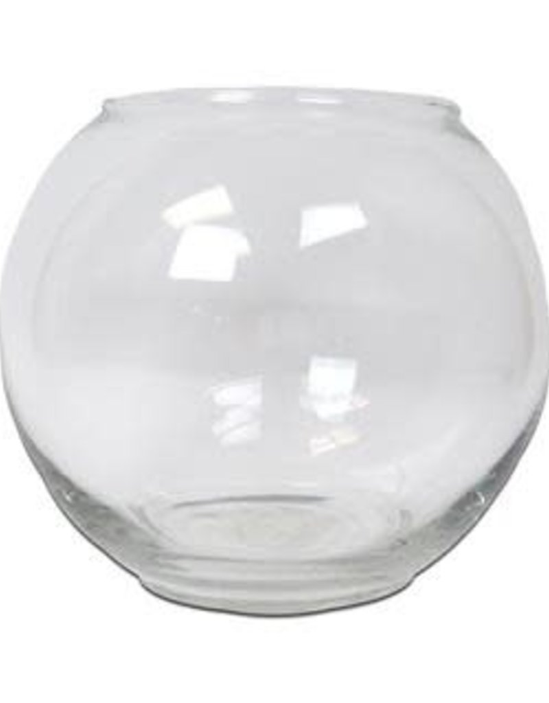 Libbey Glass Glass Bubble Bowl 3.5 Inch
