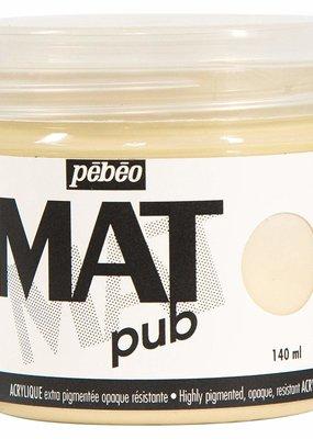 Pebeo Pebeo Acrylic Mat Pub
