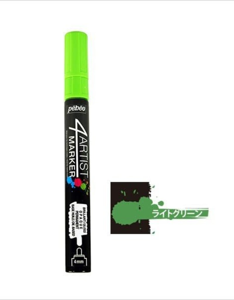 Pebeo 4Artist Markers 4mm
