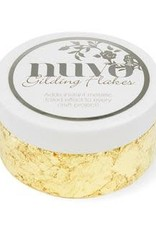 Nuvo Gilding Flakes Radiant Gold