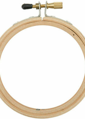 Edmunds Rounded Edge Embroidery Hoop 3 Inch