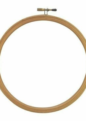 Edmunds Rounded Edge Embroidery Hoop 8 Inch