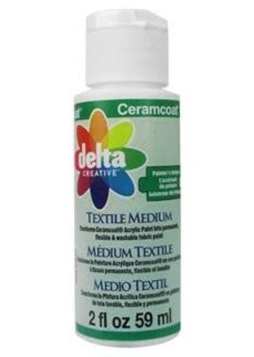 Delta Delta Ceramcoat Textile Medium 2 Ounce