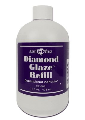 Judikins Diamond Glaze Refill 16 Ounce