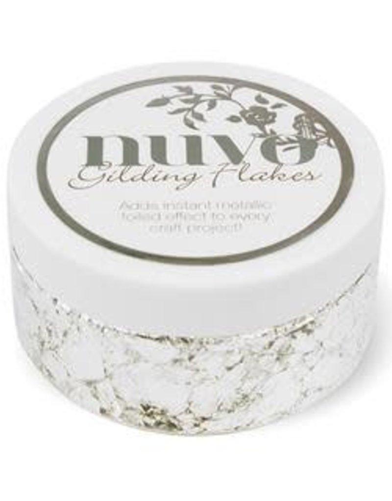 Nuvo Gilding Flakes Silver Bullion