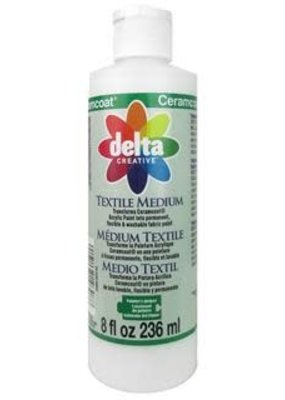 Delta Delta Ceramcoat Textile Medium 8oz