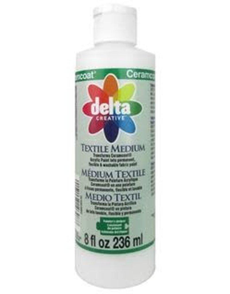 Delta Delta Ceramcoat Textile Medium 8oz
