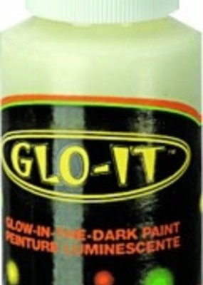 DecoArt Glow In The Dark Paint 1 Ounce