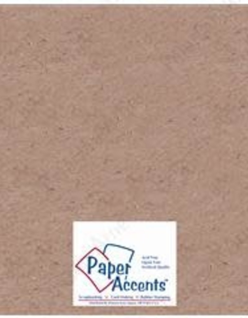 Paper Accents Chipboard 12 x 12 Light Weight 20 Point Natural