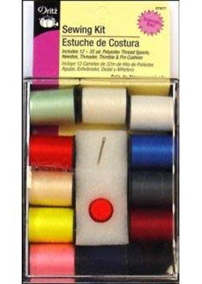 Dritz Dritz Sewing Kit 12 Spool