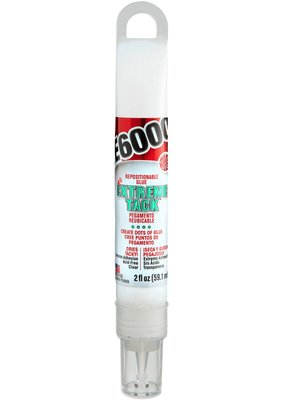 Eclectic Eclectic E6000 Extreme Tack 2oz Hang Bottle