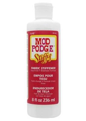 Plaid Stiffy Fabric Stiffener