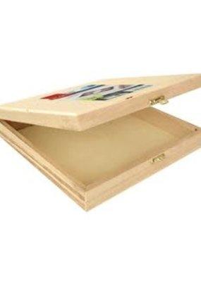 PA Essentials Wood Cigar Box