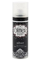 Therm O Web Glitter Dust Ultra Fine Spray 3.39 Ounce Silver
