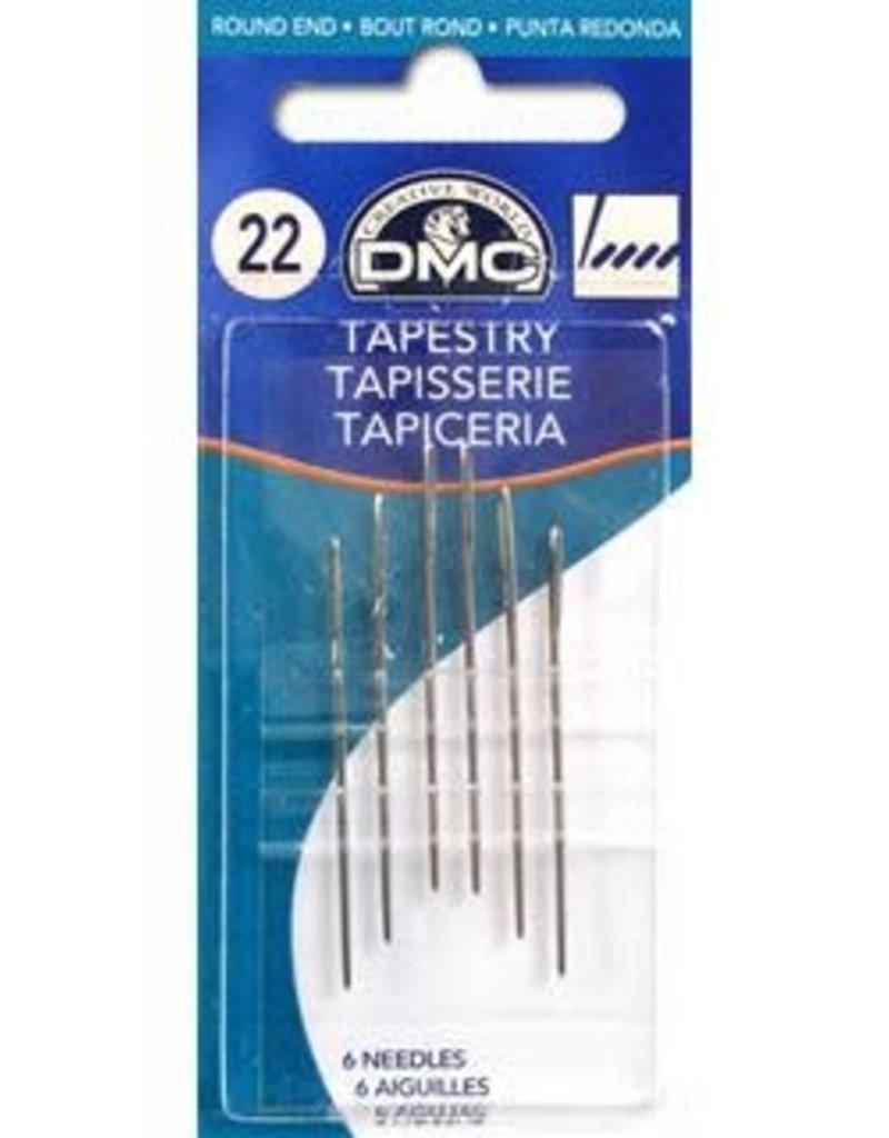 DMC Tapestry Needles Size 22