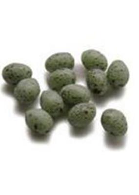 Midwest Design Bird Eggs Green Speckled .25 Inch 12 Piece Pack