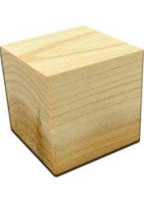 Lara's Lara's Wood Bulk Block 1.5 Inch