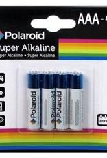 Polaroid Battery AAA 4 Count