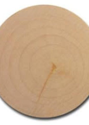 "Lara's Lara's Wood Bulk Circle 2 3/8x.25"" Single"