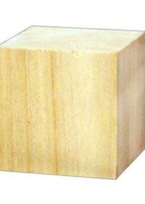 Lara's Lara's Wood Bulk Block 2 Inch