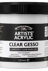 Winsor & Newton Clear Gesso 237 ml Jar