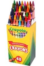 Crayola Crayola Crayons 48 Count Box